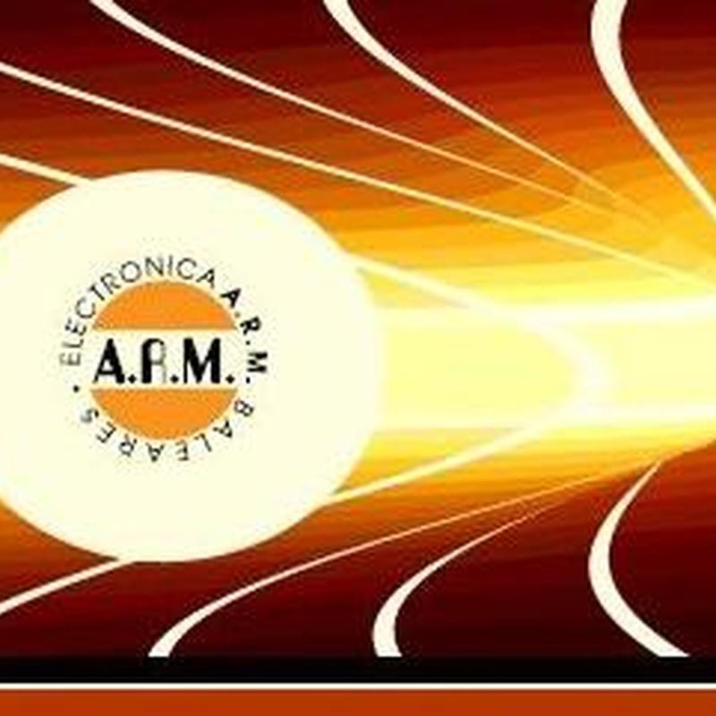 Control de accesos: Servicios  de Electrónica A.R.M.