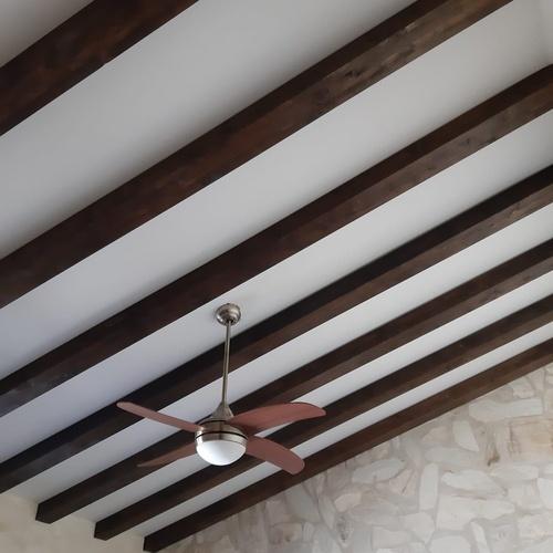 Trabajos en carpintería para techos
