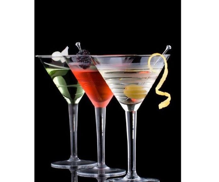 Cocktails (con alcohol): Carta de Anubis Coctelería