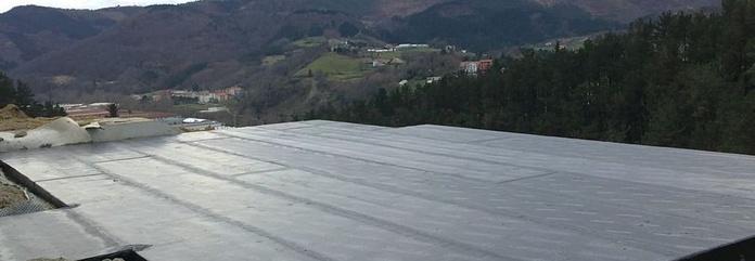 Impermeabilización de tejados: Servicios de Impermeabilizaciones Rueda