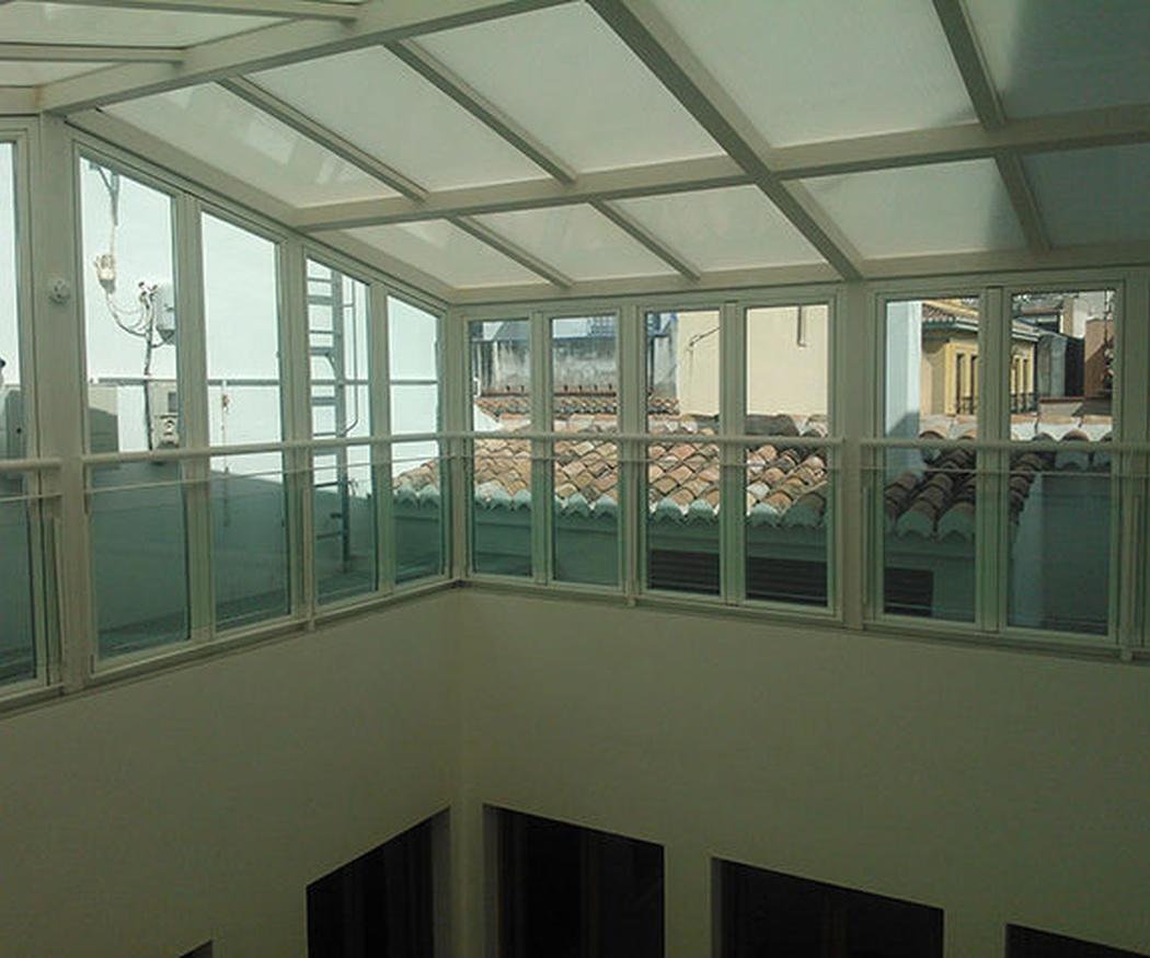 ¿Qué ganamos con un cerramiento de terraza?