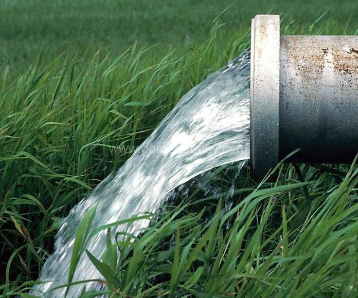 pozos de agua