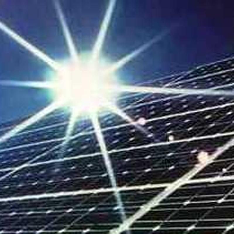 Energía solar fotovoltaica: Productos y Servicios de Intecser Clima