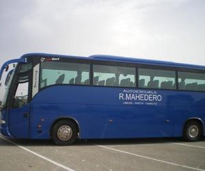 Autoescuela R. Mahedero, permiso de autobús D en Úbeda