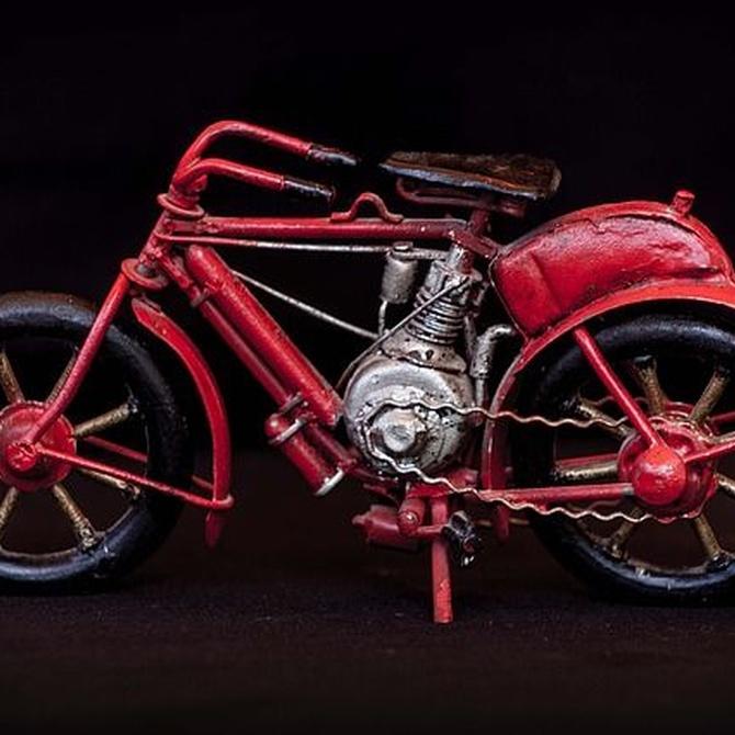 Evolución de las motocicletas. Principales precursores