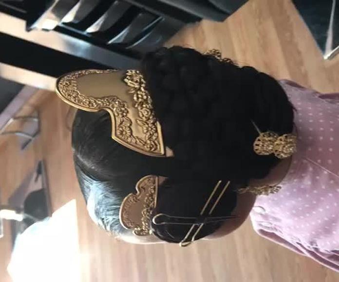 Peluquería: Servicios de Centro de belleza y peluqueria Khrystyna Karasenko