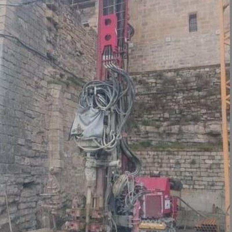 Energía geotérmica : Servicios de Perforacions Pla de I'Estany