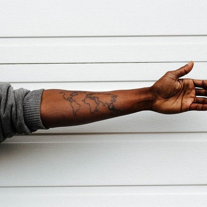 El old school, el tatuaje tradicional americano