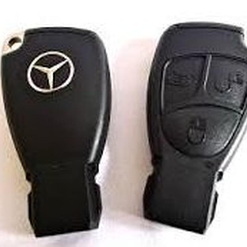 Llave inserción Mercedes, Aclass...: Productos de Zapatería Ideal