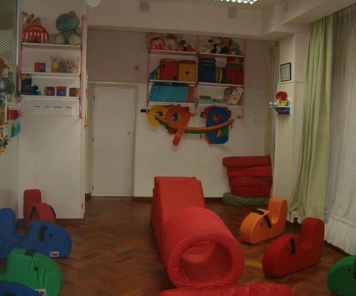 Escuela infantil en Moratalaz Centro Vida