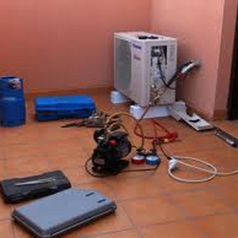 INSATALACION REPARACION Y MANTENIMIENTO AA/CC: Productos de Instalaciones Hermanos Munuera