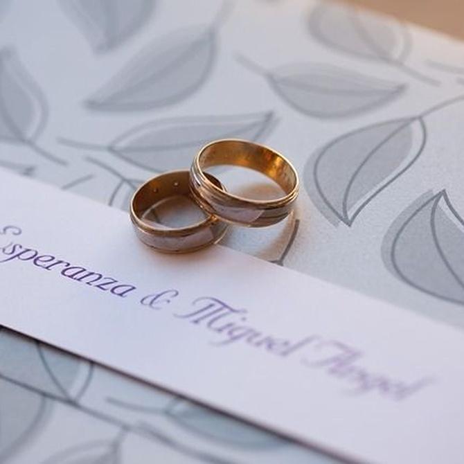 Consejos para hacer una invitación de boda