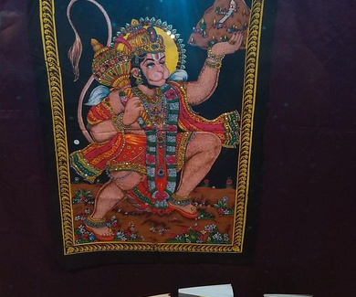 tapices hindus