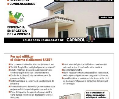 Campaña publicitaria de SATE en Girona