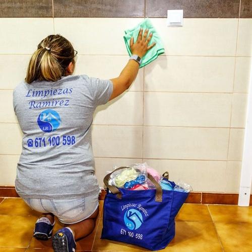 Profesionales de la limpieza en Gandía