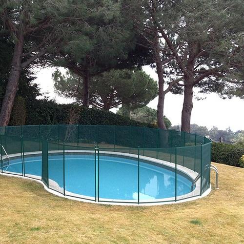 Vallas para piscinas en Sant Cugat