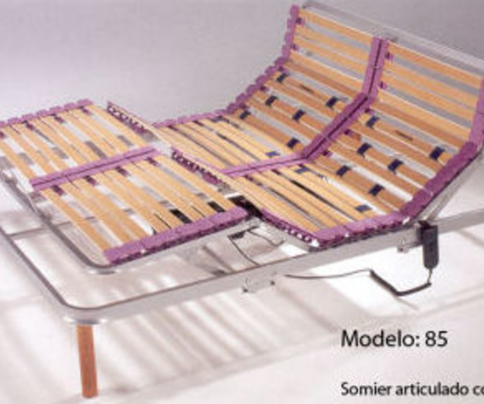 Somier Mod. 85 ARTICULADO