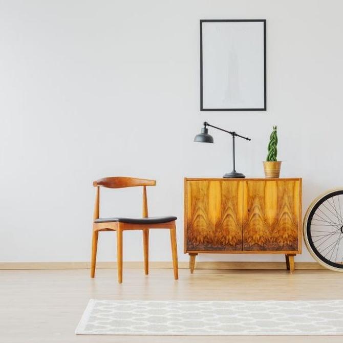 La restauración de muebles es moda