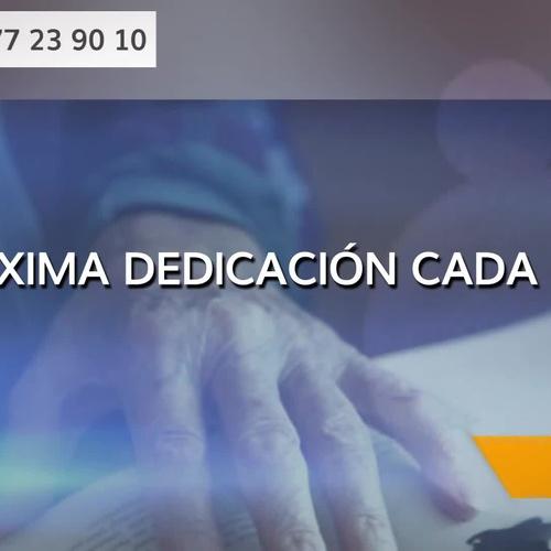 Asistencia a domicilio en Tarragona: M.A.D. Asistencia