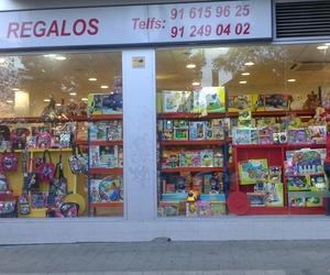 Tiendas de juguetes en Madrid
