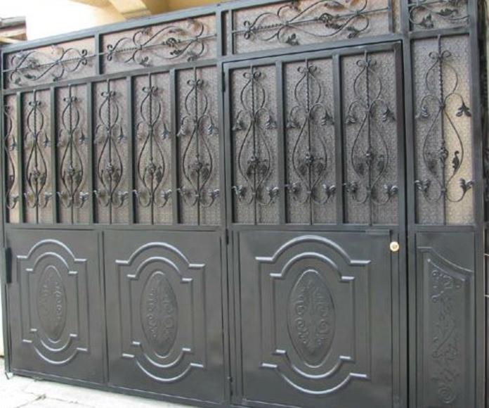 Puertas automáticas y seccionales