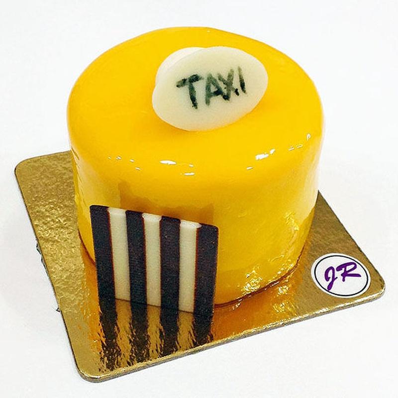 New Youk Taxi: Nuestros Productos de Pastelería Creativa Javier Ramos
