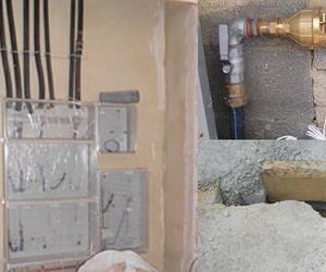 Trabajos de canalizaciones en Valencia