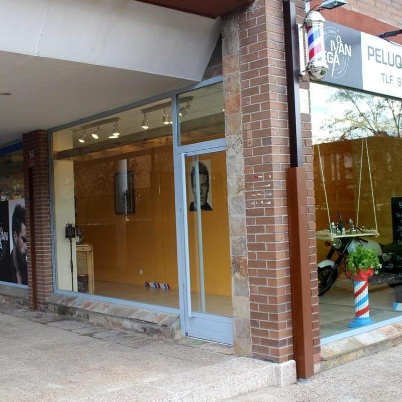 Horario: Servicios de Iván Vega Barber Shop
