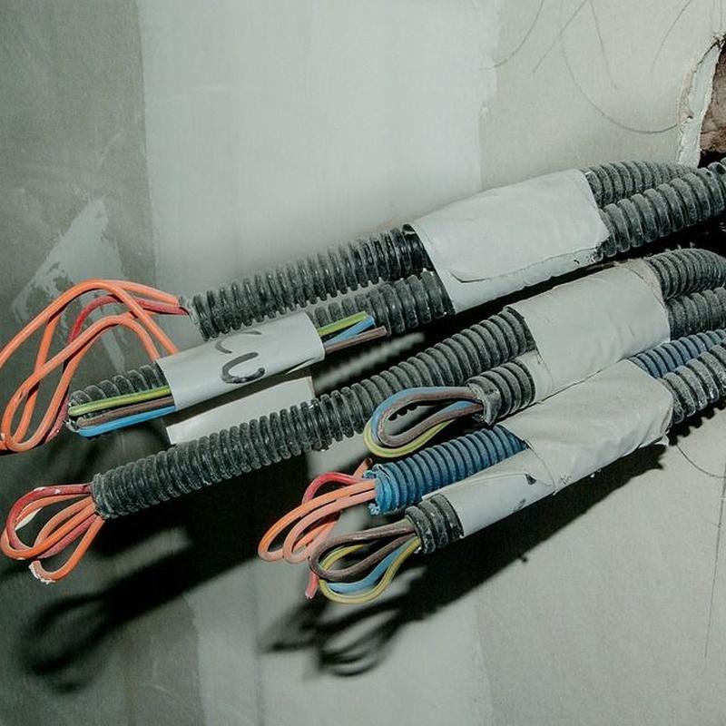 Electricidad: Servicios de Sucar