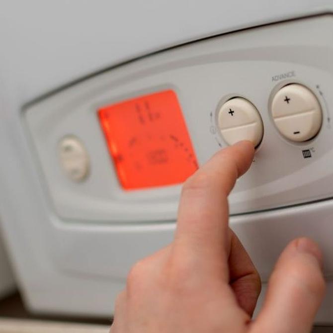 Reducir el consumo de las calderas