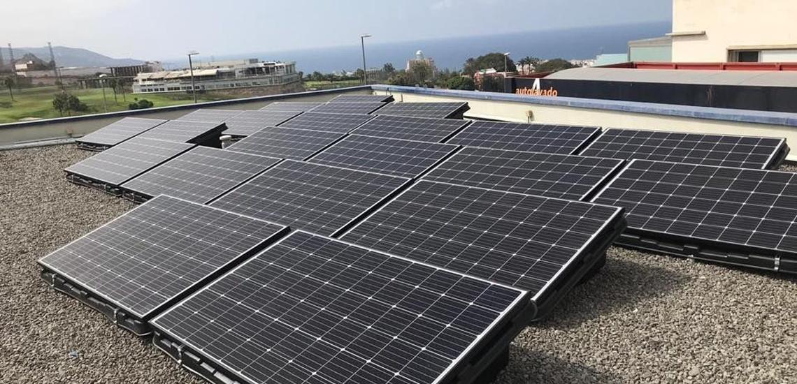 Energía renovable en Las Palmas con profesionales con experiencia