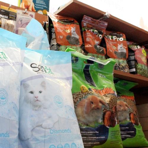 Alimentación y dietética veterinaria en Aluche
