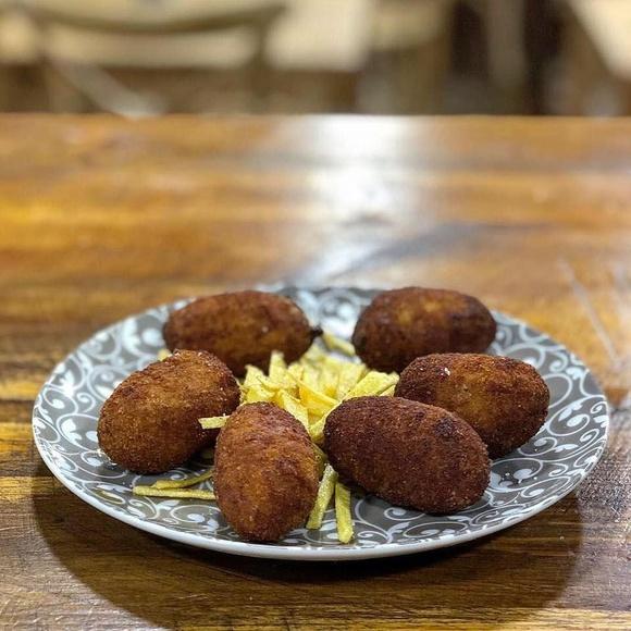 Entradas: Carta de Restaurante Casa Ibarra