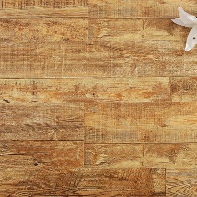 Origen de la tarima de madera