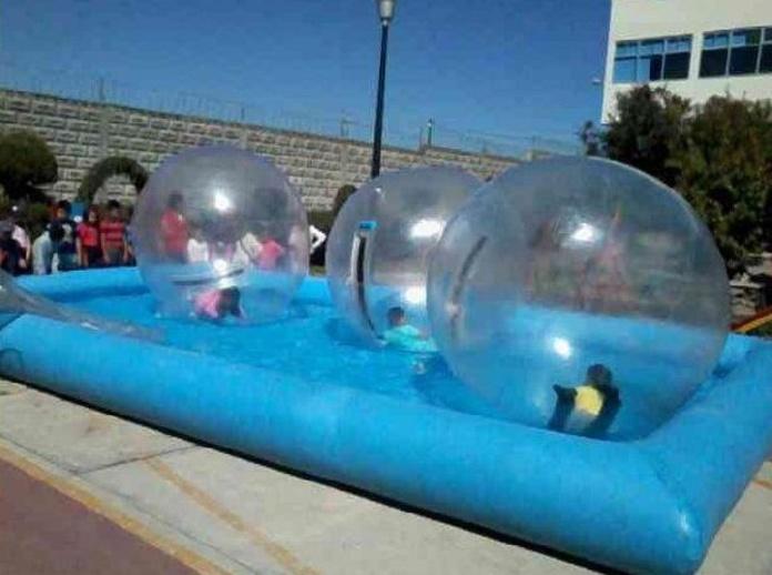 Bolas acuáticas: Alquiler  de ACD Servicios y Alquileres