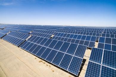 Un macroparque solar en Campos del Río dará servicio a más de 120.000 viviendas Región de Murcia