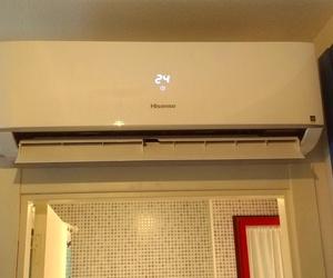 Instalación split aire acondicionado hisense 1x1 en parla