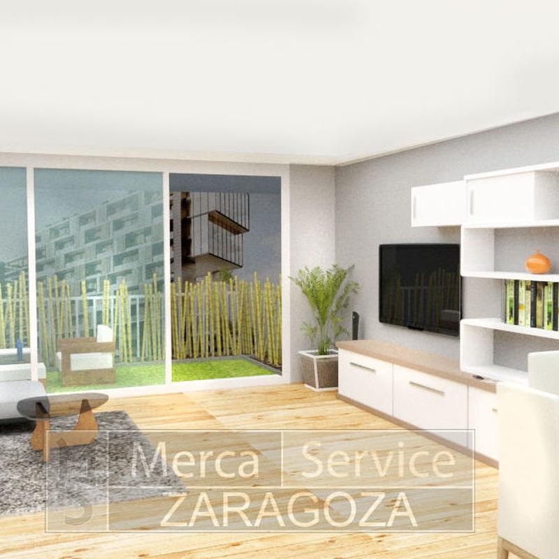 Reformas: Servicios de Servicios Inmobiliarios Merca Service Zaragoza
