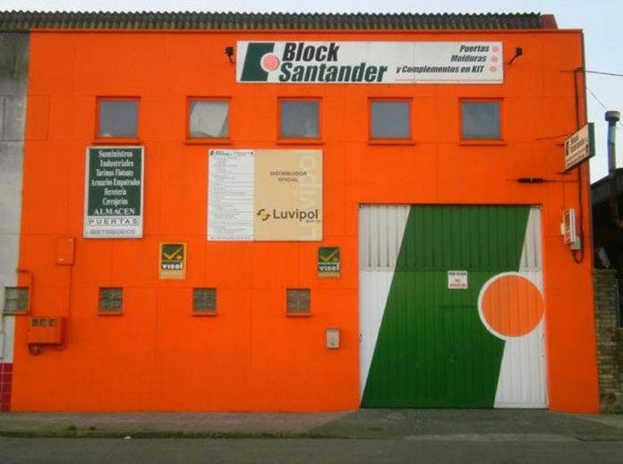 Block Santander - Armarios Empotrados - Puertas - Suelos de Tarima