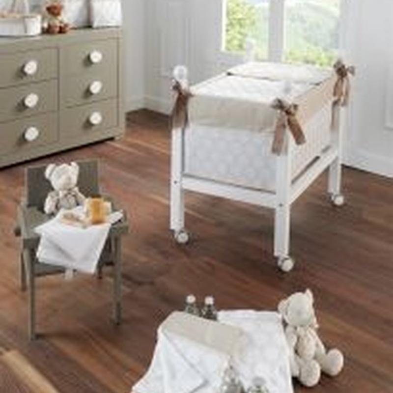 Minicuna Mod. BR: Catálogo de La Estrella del Bebé