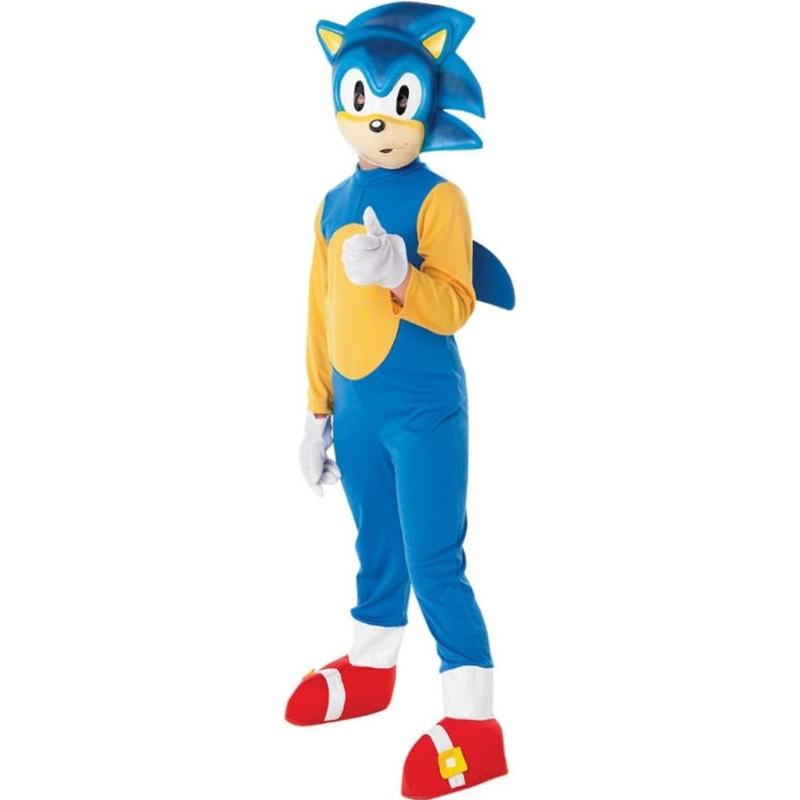 Disfraz Sonic infantil
