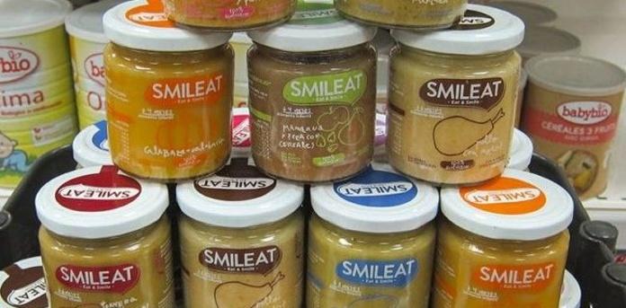 TARRITOS preparados para bebes, SMILEAT: Catálogo de La Despensa Ecológica