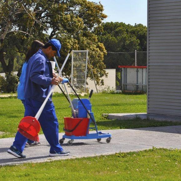 Servicio de limpieza: Servicios de Futurgrass