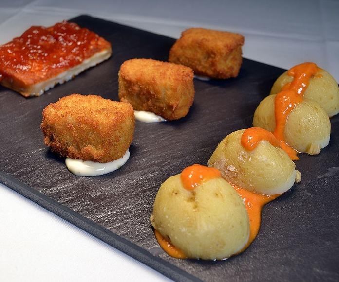 Menú degustación canario : Cartas y Menús de Restaurante De Cuchara