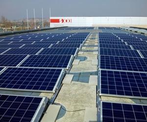 Solarfam, Energías renovables, instalación fotovoltaica para autoconsumo en Ayuntamiento de Zaragoza