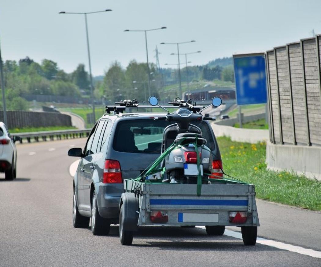 Cómo conducir con un remolque