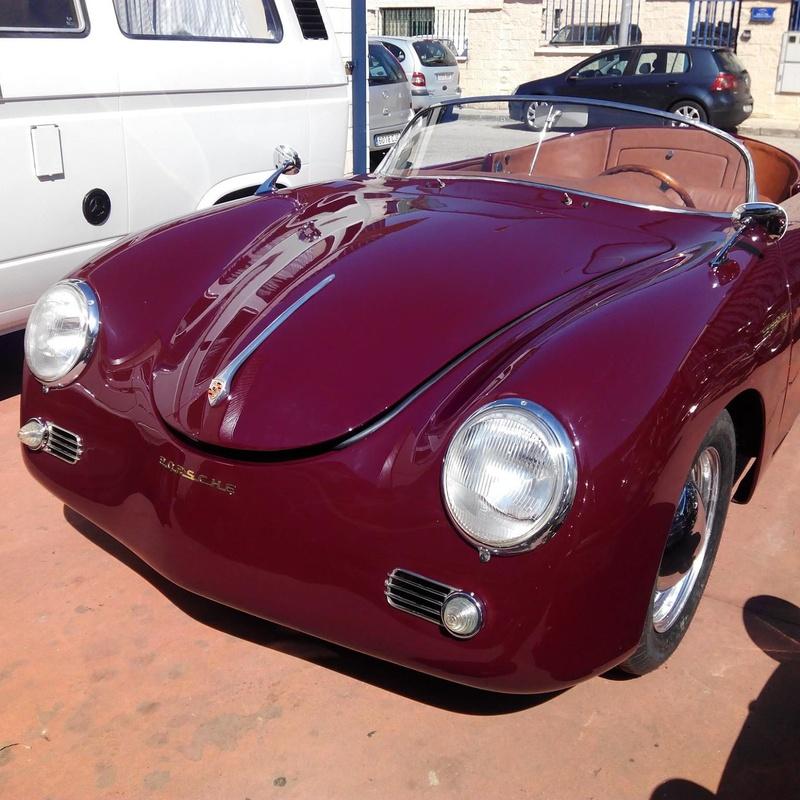 Porsche 356 perfecto