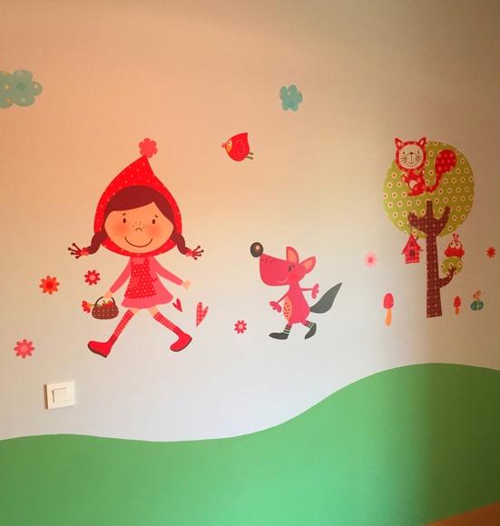 Pintores Zaragoza- Rulato: Dormitorios infantiles