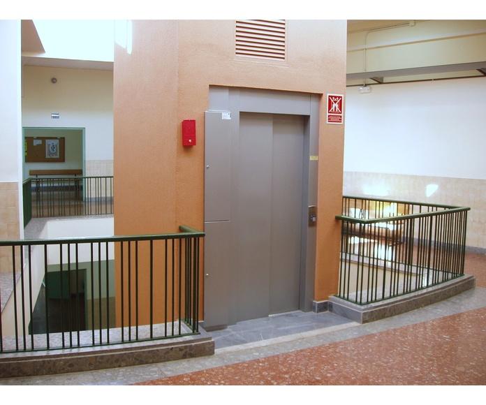 Implantación de ascensores: Servicios de Rehabilitació de Façanes Synera