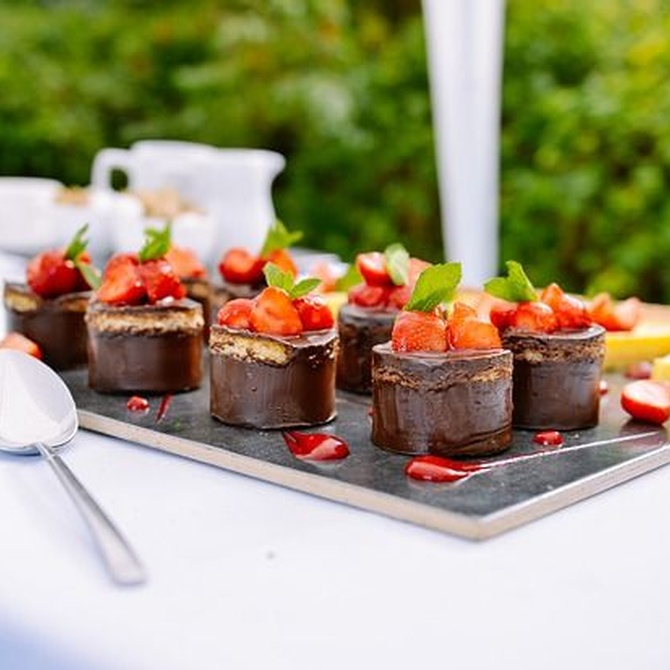Las ventajas del catering